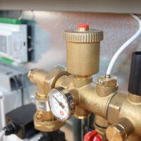 ogrevanje sanitarne vode črpalka